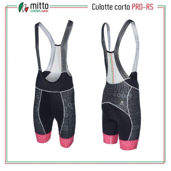 Culotte corto PRO - RS-01